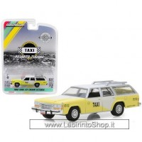 Greenlight - 1988 Ford ltd Crown Victoria Rosarito Tijuana Taxi 1/64 (Diecast Car) Hobby Exclusive