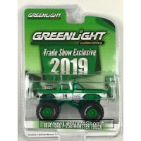 Greenlight - 1974 Ford F-250 Monster Truck 1/64 (Diecast Car) Trade Show Exclusive