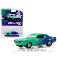 Greenlight - 1969 Chevrolet Camaro Falken Tires 1/64 (Diecast Car) Hobby Exclusive