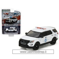 Greenlight - Hot Pursuit 2016 Ford Police Interceptor Utility  (Diecast Car)