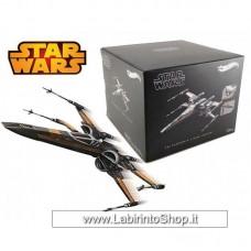 HotWheels Star Wars Poe Dameron's X-Wing Fighter Elite Hot Wheels 6-inch