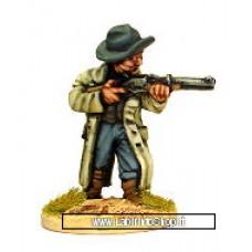 Dixon Miniatures - Old West - Man standing firing Winchester
