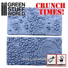 Death Faces - Crunch Times!