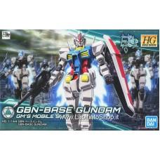 GBN-Base Gundam (HGBD) (Gundam Model Kits