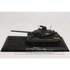 AMX-30. 501eme RCC. France - 1982 1/72