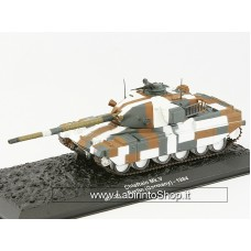 Chieftain Mk. V Tank BAOR (Urban Camouflage) Berlin, Germany 1984