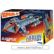 Space:1999 Hawk Mk.ix Starship 1:72 Scale Mpc Plastic Model Kit