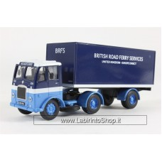 """B-T Models Base Toys D-81-LN Bristol HA artic van """"British Road Ferry Services"""""""