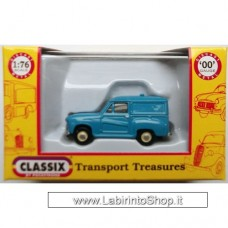Classix Transport Treasures Em76658 Austin A-30 Van Steamline Blue