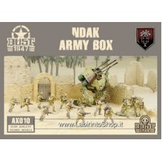 NDAK Army Box K-AX010 Model Kit 1/48