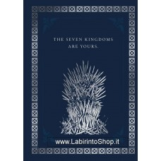 Game of Thrones 3D Pop-Up Greeting Card Iron Throne