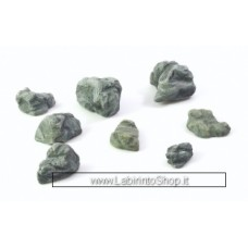 Matho Models 35019 Rocks and Boulders - small