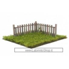 Matho Models 35028 Wooden Fence A