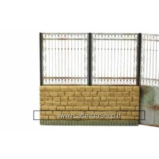 Matho Models 35059 Metal Fence Set B
