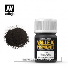 Vallejo 73.116 Carbon Black (Smoke Black)