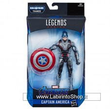 Marvel Legends Series Action Figures 15 cm Captain America (Avengers: Endgame)