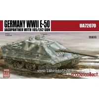 Model Collect UA72070 Germany WWII E-50 STUG with 105/L62 gun