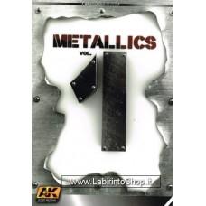 AK Interactive Metallics Vol. 1