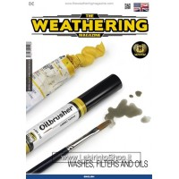 The Weathering Magazine - Washes, Filters and Oil