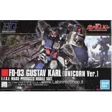 Gustav Karl (Unicorn Ver.) (HGUC) (Gundam Model Kits)