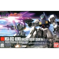 MSA-003 Nemo (Unicorn Desert Color Ver.) (HGUC) (Gundam Model Kits)
