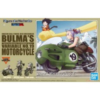 Figure-rise Mechanics Bulma`s Variable No.19 Motorcycle