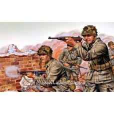 Airfix Vintage Classics - U.S. Paratroopers 1:76