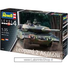 Revell Leopard 2 A6/A6NL 1/35