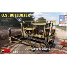 Miniart 38022 - U.S. Bulldozer 1/35
