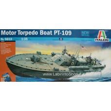Italeri - 5613 - Motor Torpedo Boat Pt-109 1/35