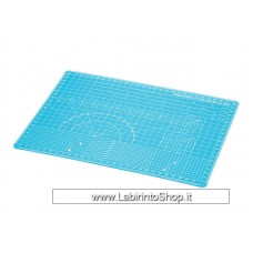 Tamiya 74149 Craft Tools Cutting Mat A4 Size/Blue