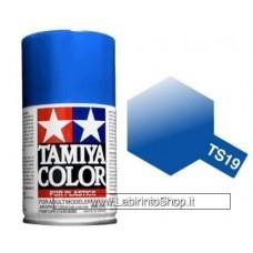 Tamiya Ts-19 Spray Metalic Blue 100 ml