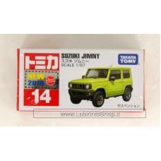 Takara Tomy 14 Suzuki Jimny 1/57