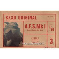 S.F.3.D Original A.F.S. Mk I 1/20 Series 3