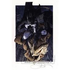 Simone Bianchi - The Dark Kinght - Litografia