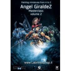 Angel Giraldez Masterclass Volume 2 (English) Painting