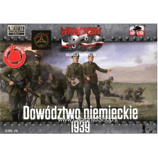 First to Fight German Command