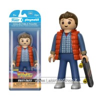 Funko Playmobil Back to the Future Marty McFly Playmobil Figure