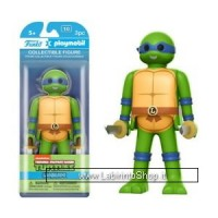 Funko Playmobil Teenage Mutant Ninja Turtles Leonardo Playmobil Figure