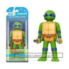 Funko Playmobil Teenage Mutant Ninja Turtles Leonardo Playmobil Figure
