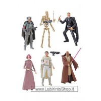 Star Wars Black Series Action Figures 15 cm 2019 Wave 1 Assortment (8)