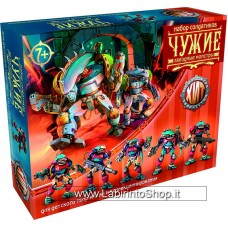 Aliens Star Monsters, 5 Toy Soldiers