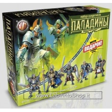 Paladins, 5 Toy Soldiers