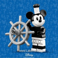 Serie Disney 2: Topolino versione Steamboat Willie