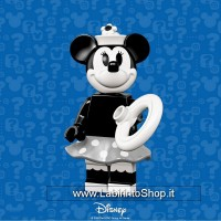 Serie Disney 2: Minni versione Steamboat Willie