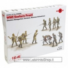 ICM Models 1/35 WWI Eastern Front Icm 35690