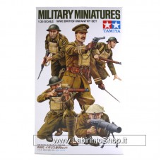Tamiya 1/35 WWI British Infantry Set