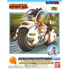 Bulma`s Capsule No.9 Bike (Plastic model)