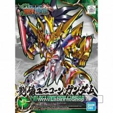SD Sangoku Soketsuden Liu Bei Unicorn Gundam (Plastic Model Kit)