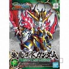 SD Sangoku Soketsuden Zhang Fei God Gundam (Plastic Model Kit)